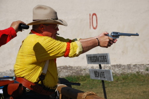 Gold Coast Gunslingers: Emphasis for club shooters is on fun