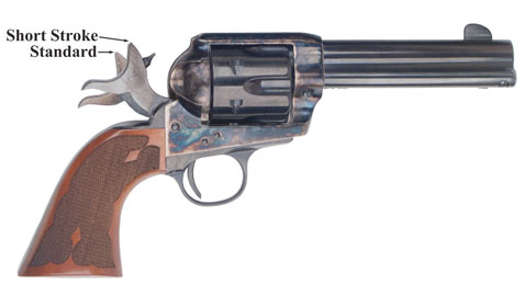 New Single Action Revolvers From Cimarron Firearms