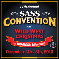 2013 SASS Convention & Wild West Christmas