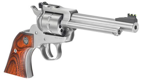 Ruger Single-Ten – a .22 ten-shot single-action revolver