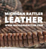 Michigan Rattler Leather