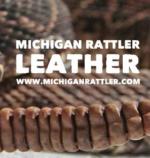 Michigan Rattler Leather