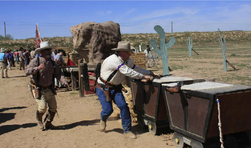 Cowboys and Down Range TV to Cover 2010 Winter Range