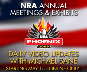 Video coverage from NRA Annual Meetings in Phoenix