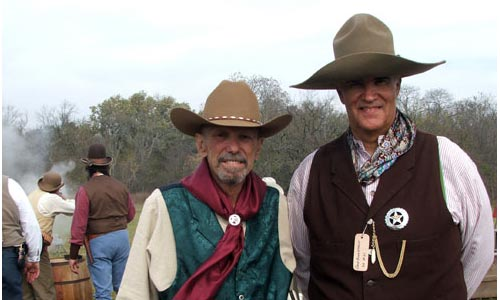 National Congress of Old West Shootist holds event in Hunt County