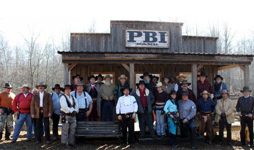 Rockcastle Rangers Club in Kentucky Hosts Inaugural SASS Shoot