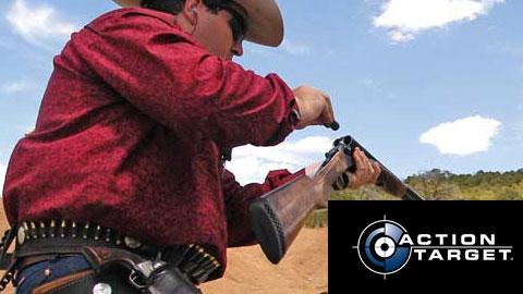Action Target Named Official Target Manufacturer of SASS