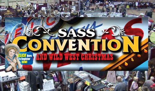What's on tap for the 9th Annual SASS Convention & Wild West Christmas?