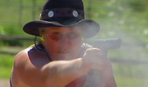 Shooting Gallery: Wild Bunch and the 1911